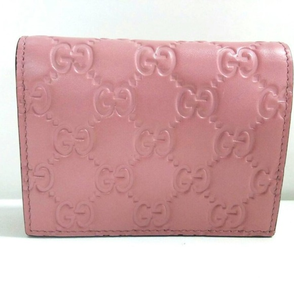 dc825df40b5f Gucci Bags | Signature Gg Continental Flap Card Case Wall | Poshmark
